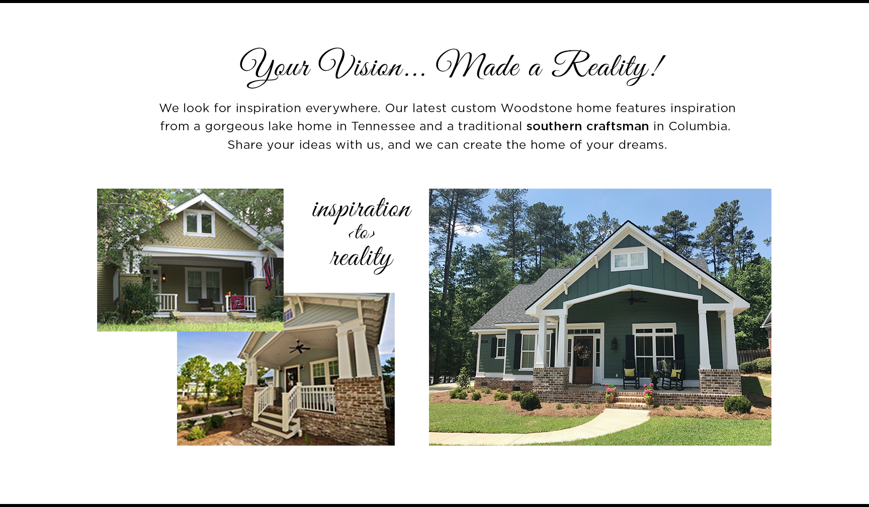 Forrest mckie company your north augusta custom homes for Designer homes augusta ga